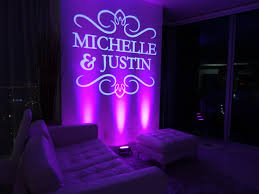 wedding gobo templates rentmywedding nationwide event and wedding rentals