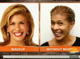 Today Show by Today U0027 Show Hosts With No Makeup Business Insider