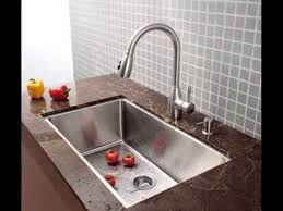 kitchen winsome undermount kitchen sinks stainless steel