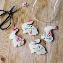 diy easter bunny ornaments craftgawker
