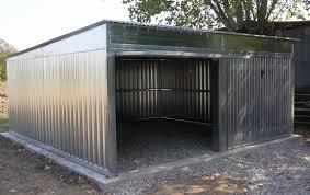 box auto in lamiera zincata prezzi box auto prefabbricato in lamiera zincata componibile a piacere