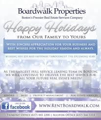 happy holidays from our family to yours boston real estate