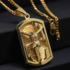 hip hop style necklace images Buy men 39 s necklace hip hop style good golden jpg