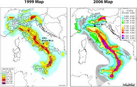 Italy Earthquake Map Challenges In Assessing Seismic Hazard In Intraplate Europe