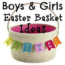 filled easter baskets for kids kids easter basket ideas for boys home made