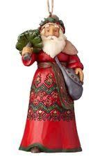 Jim Shore Christmas Sleigh With Ornaments by Jim Shore Christmas Ebay