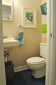 painting ideas for small bathrooms special small bathroom decor with wall painting and colorful