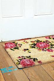 charming mid century modern door mat images cool inspiration
