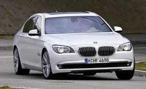 bmw 12 cylinder cars 2010 bmw 760i 760li review car and driver