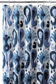 paisley shower curtain