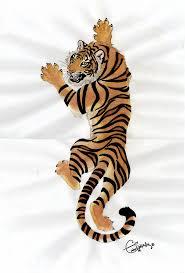 japanese style tiger by genocide al on deviantart