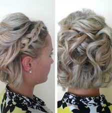 Schnelle Hochsteckfrisurenen Kurze Haare by Kurze Haare Flechten Sicherlich Geht Das 14 Sehr Schöne
