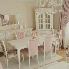 Chic Dining Room Best 25 Shabby Chic Dining Ideas On Pinterest Inside Table And