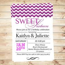 shop sweet sixteen invitations on wanelo