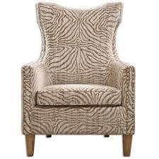Geometric Accent Chair Animal Print Accent Chairs You U0027ll Love Wayfair