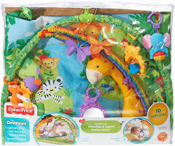 amazon black friday sales for fisher price toys amazon com fisher price rainforest melodies and lights deluxe