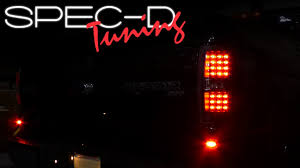 2012 ford f150 tail lights specdtuning installation video 2009 2012 ford f150 led tail