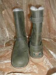 s ugg australia noira boots ugg australia noira boots pineneedle green sheepskin eu 38 us