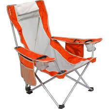 Kelsyus Premium Canopy Chair Red by Coast Sling Beach Chair By Kijaro Sling Beach Chairs