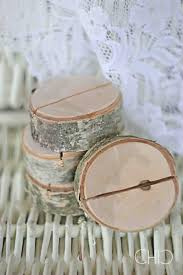 Table Card Holders by Rustic Wedding Table Card Holders Wooden Place Card Holders Set