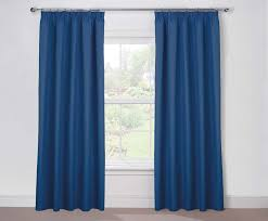 Duck Egg Blue Blackout Curtains Twilight Lined Blue Pencil Pleat Blackout Curtains Harry Corry