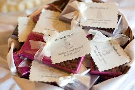 chocolate bars for wedding favors tbrb info