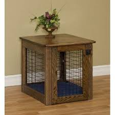 Diy End Table Dog Crate by 38 Best Dog Images On Pinterest Dog Crate Furniture Diy Dog