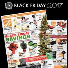 home depot black friday ad 2017 deals store hours ad scans