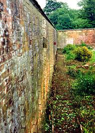 victorian walled garden pictures of a classic walled garden