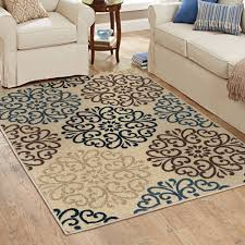 small throw rugs blue area rugs area rugs walmart intended for