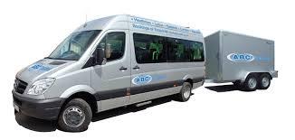 luxury minibus fleet abc travel