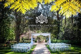 Garden Wedding Venues Premier Wedding Venues Sydney Springfield House Function Centre