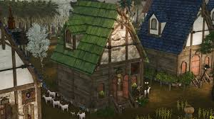 official archeage housing design thread