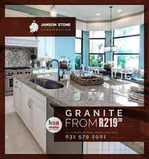 kitchen designs durban jamson stone corporation home improvement durban kwazulu
