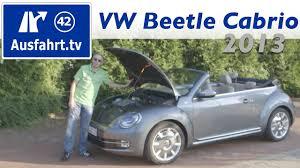 2013 volkswagen beetle review video 2013 volkswagen vw beetle cabriolet 2 0 tdi 70 u0027s fahrbericht der