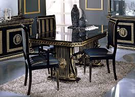 best italian dining table and chairs italian cream dining table