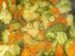 cuisiner brocolis a la poele poëlée brocolis carottes courgettes les myrtilles bio recettes