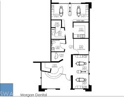 Dental Surgery Floor Plans by Morgan Dental Saunders Wiant Oc