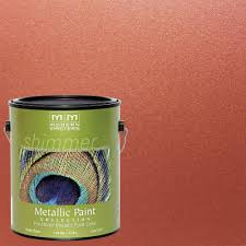 Interior Paint Home Depot Copper Penny Faux Finish Wall Paint Interior Paint The Home