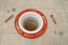 3 Floor Flange by How To Finish A Basement Bathroom Install The Toilet