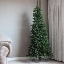 latest 7 5ft regency slim green fir artificial christmas tree online