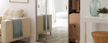 Mirror Doors For Closet Custom Closet Mirrored Doors From Closet World