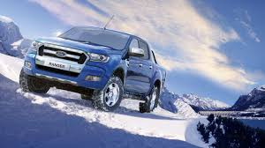 ranger ford 2019 2019 ford ranger off road drive on snow 4k hd images and pics