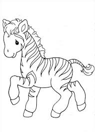 coloring pages cute zebra coloring pages good baby for your