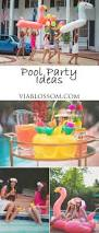 How To Throw A Backyard Party Tips For Hosting A Pool Party Watermelon Slices Party Planning