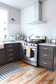 Kitchen Color Ideas With Dark Cabinets Kitchen Cabinets 35 Kitchen Colors For Dark Wood Cabinets Dark
