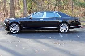 bentley 2016 2016 bentley mulsanne stock 6nc002073 for sale near vienna va