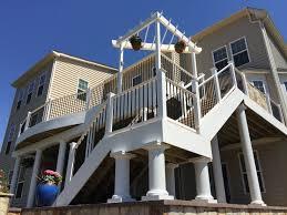 deck builders leesburg va composite decking pool decks