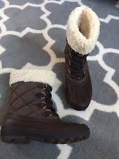 ugg australia s emalie waterproof wedge boot 7us stout brown ugg australia size 7 foerster stout boots style 1007796 ebay