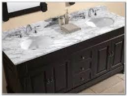 Marble Top Vanities Bathroom Remodel Diy Showoff Black Granite Bathroom Vanity